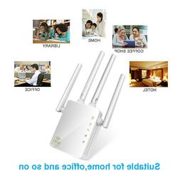 2.4/5GHz Wall Plug Router AC 1200Mbps Dual Band Wireless Wi-