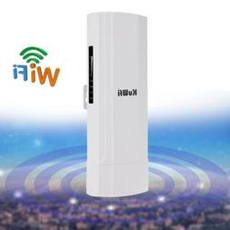 2KM 150Mbps Outdoor Wireless CPE Router Wifi Repeater for Ca