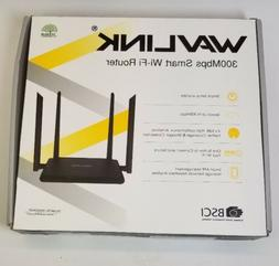 WAVLINK 300Mbps High-Power Smart Wi-Fi Router WL-WN529r2p