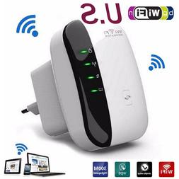 300Mbps Wireless-N AP Range 802.11 Wifi Repeater Signal Exte
