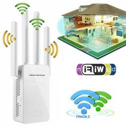 300Mbps Wireless WiFi Repeater Range Extender Signal Booster