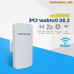 3KM Long Range CPE WiFi Router Wireless Outdoor  Repeater Ac