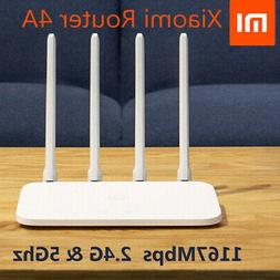 Xiaomi Mi Router 4A 5G Wireless Dual Band WiFi Repeater Sign