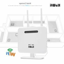 Unlocked Wireless 4G wifi router 300Mbps portable Modem With
