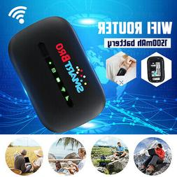 600mbps portable wifi 3g router lte mobile