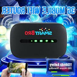 600Mbps Portable Wifi Router Mobile Wireless Broadband Hotsp