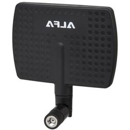 Alfa 2.4HGz 7dBi RP-SMA Panel Screw-On Swivel Antenna for Al