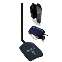 Alfa AWUS036NHA High Gain Wireless B/G/N USB Adaptor - Long-
