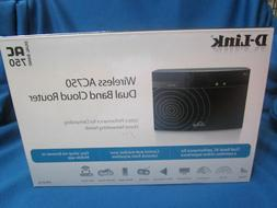 D-Link Wireless AC 750 Mbps Home Cloud App-Enabled Dual-Band