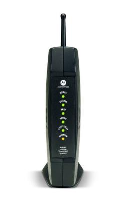 Motorola SURFboard SBG900 DOCSIS 2.0 Wireless Cable Modem Ga