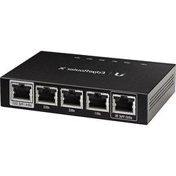 Ubiquiti EdgeRouter X Advanced Gigabit Ethernet Routers ER-X