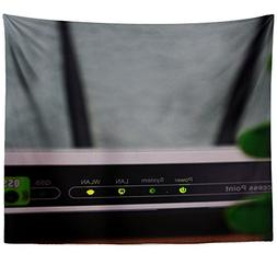 Westlake Art - Wifi Router - Wall Hanging Tapestry - Picture
