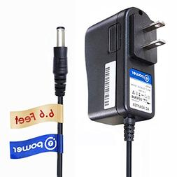 T-Power 5V ~ 6V 6.6ft Ac Adapter Compatible with D-Link AirP