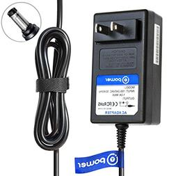 T POWER 12v Ac Dc Adapter charger Compatible with Linksys AC