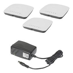 NETGEAR 3-Pack AC WiFi Business Access Point with NETGEAR In