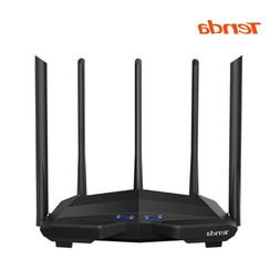 Tenda AC11 1200Mbps Wireless WiFi Router,1WAN+3LAN Gigabit P