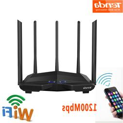Tenda AC11 5-Antenna 1200Mbps 2.4/5GHz Dual Band WiFi Router