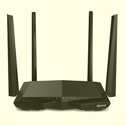 TENDA AC1200 DUAL BAND WIFI ROUTER, HIGH SPEED WIRELESS INTE