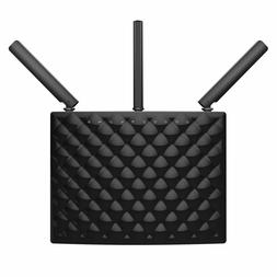 Tenda AC15 AC1900 Wireless Wi-Fi Gigabit Smart Router, Black