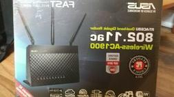 Asus AC1900 Dual Band Gigabit WiFi Router new!!!