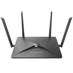 D-Link EXO AC2600 MU-MIMO Wi-Fi Router – 4K Streaming and
