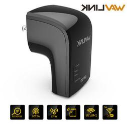 Wavlink AC750 2.4/5Ghz 750Mbps Wireless WiFi Router Repeater