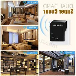 Wavlink AC750 Dual Band WiFi Repeater/AP Signal Booster Supp
