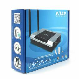 Alfa AIP-W525HU 3G extender 300Mbps WiFi Wireless N Long Ran
