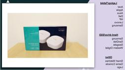 Amazon eero mesh WiFi system - 2 pack, Router replacement fo