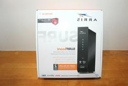 Arris Surfboard Cable Modem SBG7580-AC Wifi Router with Mcaf