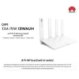 Huawei AX3 PRO Wireless Router Wifi 6 + 3000mbps 2.4G & 5G Q