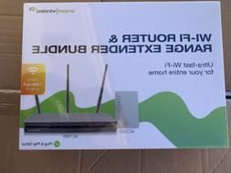 Amped Wireless B1912 Ultra Fast Wi-Fi Router and Range Exten