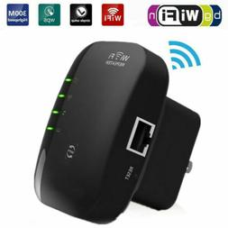 For Booster Repeater 300Mbps Wavlink Wireless Range Wifi Ext