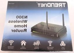 Brand New 300mbps Wireless TRENDnet N300 Wifi Router High Po