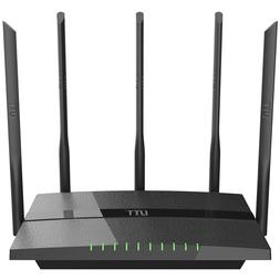 Brand New UTT AC60 Dual Band AC1200 Wireless Router WiFi VPN