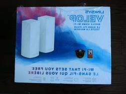 Brand New Linksys Velop AC4400 Whole Home Mesh Wi-Fi System