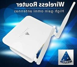 Cable Router Melon R658 Wifi 802.11N 2.4Ghz Repeater externa