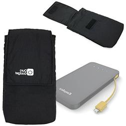 Case For EasyAcc 15600mAh High Capacity 2A input Power/Porta