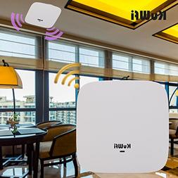 KuWFi Ceiling Mount Wireless Access Point, Dual Band Wireles
