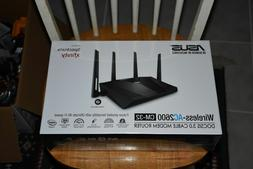 ASUS CM-32 Cable Modem Wi-Fi Router   DOCSIS 3.0 with Dual U