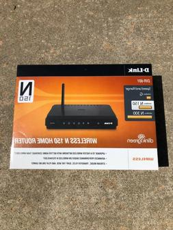 D-Link DIR-601 Wireless-N 150 Home Router Fast Internet For