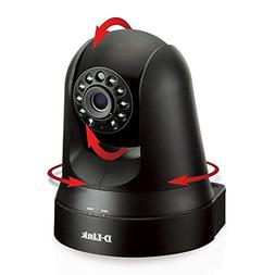 D-Link DCS-5010L/RE Pan & Tilt Wi-Fi Wireless Camera, Motion