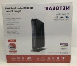 New Dual Band 4 Port Wi-Fi Gigabit Wireless Router NETGEAR I