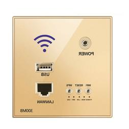 Electronic 300mbps Wireless Wifi Router Single Frequency 2.4