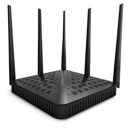 Tenda FH1202 High Power 802.11ac AC1200 Wireless Dual Band R