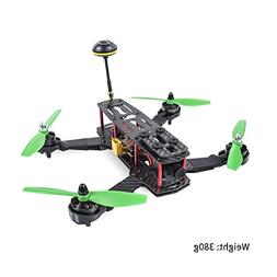 SunFounder FPV Racing Drone Quadcopter SF250-V 250mm Carbon