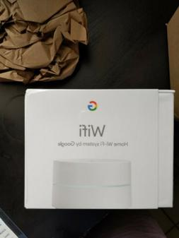 Google AC1200 WiFi Router, New, White