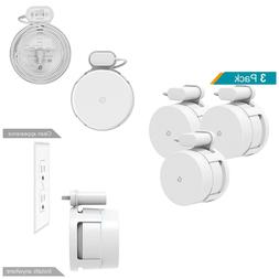 Google WIFI Router 3 Pack Wall Mount Bracket Electrical Outl