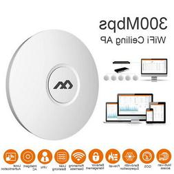 Indoor Wireless WIFI Extender Repeater AP 300Mbps Business R