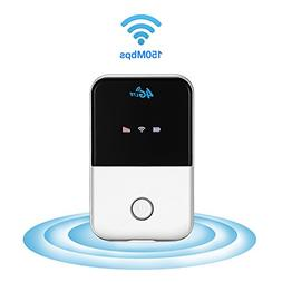 Robolife 4G Mini Travel Router Wi-Fi Converter Hotspot Netwo